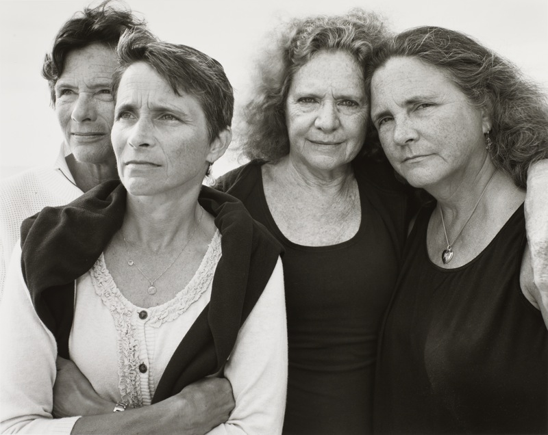 The Brown Sisters in 2011